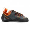 Lowa Falco Lace Climbing Shoes - Men's, Anthracite/Orange, 10.5 US, Medium,  US