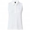 Oakley Enjoy Golf Polo Long Sleeve   Women's, White, Medium