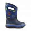 Bogs Classic Design A Boot   Donuts, Blue Multi, Medium, 1,  1