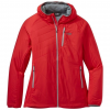 Outdoor Research Refuge Air Hooded Jacket   Women's, Teaberry, Small