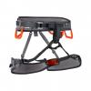 Mammut Ophir 3 Slide Harness Mens, Titanium-Dark Orange, M