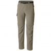 Columbia Silver Ridge Convertible Pants   Men's, Tusk, 40 Waist, 28 Inseam
