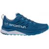 La Sportiva Jackal Trailrunning Shoes   Men's, Opal/Neptune, 40.5 Eu