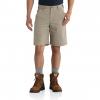 Carhartt Rugged Flex Rigby Short For Mens, Tan, 30