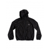 Quiksilver Everyday Jacket   Boy's, Black, Small/10