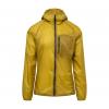 Black Diamond Distance Wind Shell Jacket   Men's, Sulphur, Large