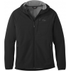 Outdoor Research Ferrosi Grid Hooded Jacket - Men's, Black, Small