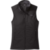 Outdoor Research Refuge Air Vest   Women's, Black, Extra Small