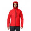 Mountain Hardwear Exposure/2 Gore Tex Pro Lite Jacket   Men's, Fiery Red, Large