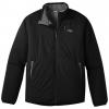 Outdoor Research Refuge Jacket   Men's, Black, Extra Large