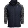 Vortex Fusion Pursuit Hooded Jacket   Men's, 2 Xl, Black Iris