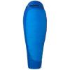 Marmot Trestles 15 Sleeping Bag Synthetic   Womens Regular, Left, French Blue/Harbor Blue