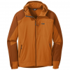 Outdoor Research Ferrosi Hooded Jacket - Mens, Copper / Umber, Small