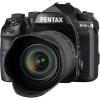 Pentax K 1 Mark Ii Camera, W/28 105mm Lens Kit, Black, Full Frame Dslr