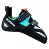 Scarpa Boostic Climbing Shoes, Parrot/Spring/Turquoise, 40.5 Eu, 70014/000 Par Spg Trq 40.5