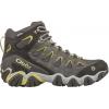 Oboz Sawtooth Ii Mid B Dry Hiking Shoes   Men's, Dark Shadow/Woodbine Green, 10.5 Us, Wide,  W  10.5