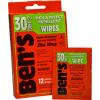 Sol Arb Ben's 30 Insect Repellent 30% Deet Wipes 12 Wipes Perbox