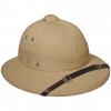 Major Surplus Pith Helmet Khaki
