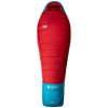 Mountain Hardwear Phantom Gore Tex  40 F/ 40 C Sleeping Bag, Alpine Red, Regular, Lh