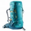 Deuter Fox 30 Backpack   Kids, Petrol/Arctic, 30 + 4 Liter