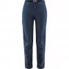 Fjallraven High Coast Lite Trousers   Women's, Navy, Us 1 2/Eu 34, Regular Inseam
