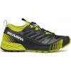 Scarpa Ribelle Run Shoes   Men's, Black/Lime, 40