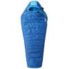 Mountain Hardwear Bozeman Flame 20 Women's Sleeping Bag (Synthetic)  Deep Lagoon Regular Left