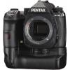 Pentax K 3 Mark Iii Advanced Aps C Digital Slr Camera With Battery Grip, Black, 9.84 X 6.97 X 4.72in, 0
