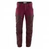 Fjallraven Keb Trousers   Women's, Dark Garnet/Plum, 40 Waist, Regular Inseam