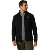 Mountain Hardwear Microchill 2.0 Jacket   Men's, Black, Large