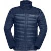 Norrona Falketind Down750 Jacket   Men's, Indigo Night, Large, 1834 20 2295 L