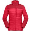 Norrona Falketind Down750 Jacket   Women's, True Red, Large, 1871 20 1105 L