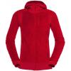 Norrona Falketind Alpha120 Zip Hood   Women's, Jester Red, Large, 1873 20 1125 L