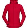 Norrona Falketind Warmwool2 Stretch Zip Hood   Women's, Jester Red, Large, 1824 20 1125 L