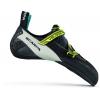 Scarpa Veloce Climbing Shoes   Men's, Black/Yellow, 40.5 Euro