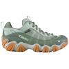 Oboz Firebrand Ii Low B Dry Hiking Shoes   Women's, Pale Moss, 10, Medium,  Moss M 10