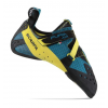 Scarpa Furia Air Climbing Shoes   Men's, Baltic Blue/Yellow, Medium, 40