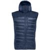Norrona Falketind Down750 Vest   Men's, Indigo Night, Small, 1835 20 2295 S