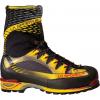 La Sportiva Trango Ice Cube Gtx Mountaineering Boot   Men's Black/Yellow Medium 40.5