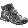 Salomon X Ultra Mid 2 Spikes Gtx Hiking Boot   Women's Detroit/Black/Artist Grey X Medium 6