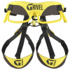 Grivel Ares Harness-Yellow/Black-M/L