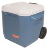 Coleman Xtreme 4 Marine Wheeled Cooler, 40 Quart, 5886, Blue, Holds 60 Cans, 3000002115