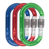Dmm Dmm Ultra O Locking Carabiner Colour Pack