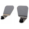 Nucanoe Nu Canoe Track Mount Foot Pegs For Frontier And Pursuit