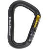 Black Diamond Vaporlock Magnetron Carabiner-Black/Yellow