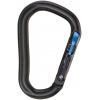 Black Diamond RockLock Magnetron Carabiner-Black/Blue
