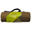 Gear Aid Micro Net Ultra Compact Microfiber Suede Towel Large Mocha