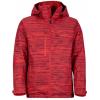 Marmot Corkscrew Featherless Jacket   Men's Team Red Streak Medium