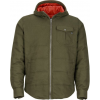 Marmot Banyons Insulated Hoody   Men's Deep Olive Heather Large