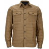 Marmot Muir Insulated Long Sleeve   Men's Calvary Brown Small